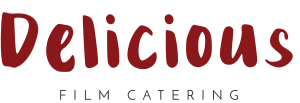 Delicious Film Catering Movie Location Food London logo