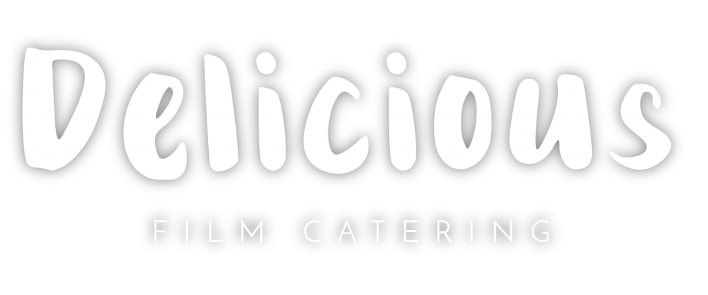 Final Logo delicious film catering shadow